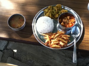 mango tree nepali food